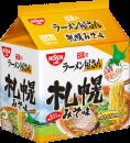 日清のラーメン屋さん 札幌みそ味 5食パック
