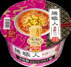 日清麺職人 黒酢サンラータンメン