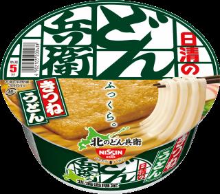 北のどん兵衛 きつねうどん [北海道] 1食