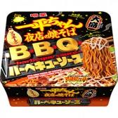 明星 一平ちゃん夜店の焼そば 大盛 BBQソース