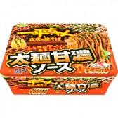 明星 一平ちゃん夜店の焼そば 太麺甘濃 (ふとめんあまこい) ソース