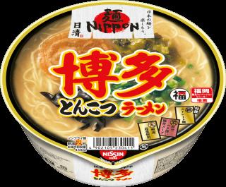 日清麺NIPPON 博多とんこつラーメン 1食