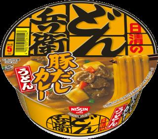 日清のどん兵衛 カレーうどん [東] 1食