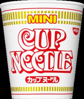 カップヌードル ミニ 1食