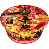 明星 チャルメラどんぶり 宮崎辛麺 (みやざきからめん)