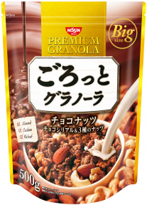 ごろっとグラノーラ チョコナッツ 500g
