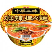 明星 中華三昧カップ 麻辣担々麺