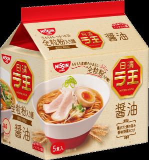 日清ラ王 醤油 5食パック