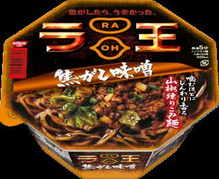 日清ラ王 焦がし味噌 1食