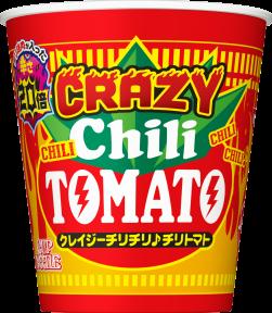 カップヌードル クレイジーチリチリ♪チリトマト ビッグ