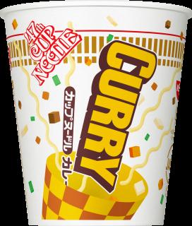 カップヌードル カレー 47周年バースデー記念パッケージ 1食