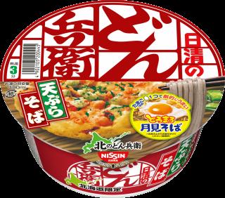 北のどん兵衛 天ぷらそば [北海道] 1食