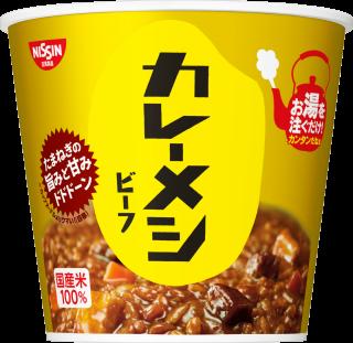 日清カレーメシ ビーフ 1食