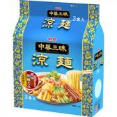 明星 中華三昧 涼麺 3食パック