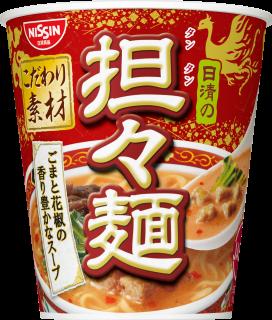 日清の担々麺
