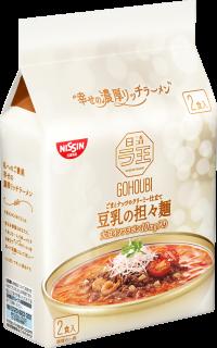 日清ご褒美ラ王 豆乳の担々麺 2食パック