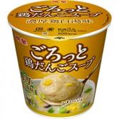 明星 ごろっと鶏だんごスープ 濃厚鶏白湯味