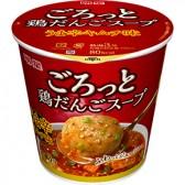 明星 ごろっと鶏だんごスープ うま辛キムチ味