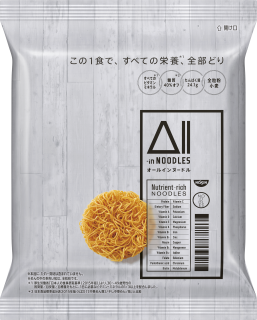 All-in NOODLES 5食