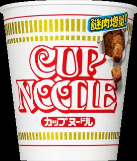 カップヌードル 1食