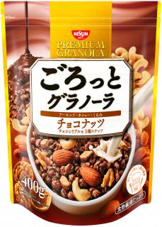 ごろっとグラノーラ チョコナッツ 400g