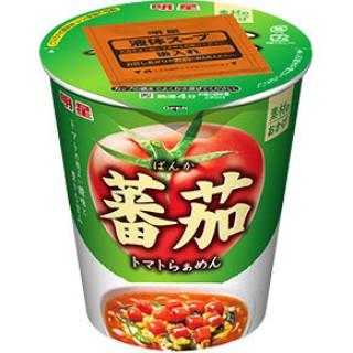 明星 素材のおかげ 蕃茄(ばんか)トマトらぁめん