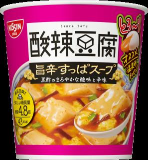 酸辣豆腐 旨辛すっぱスープ