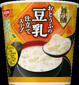 旨だし膳 おとうふの豆乳仕立てスープ